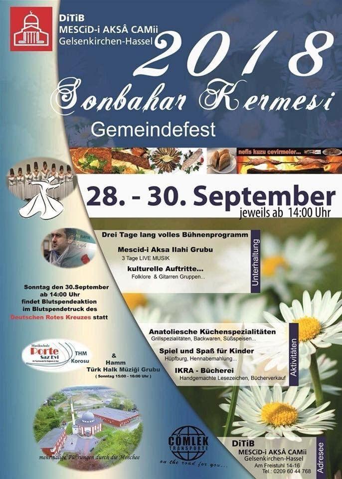 Gemeindefest / Kermes